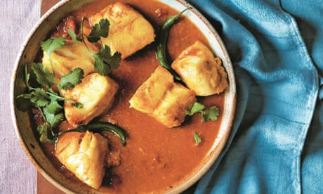 Asma Khan's macher jhol – Bengali fish curry