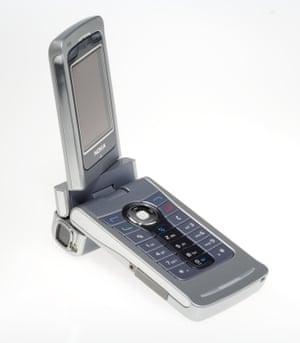 Nokia N90, 2005