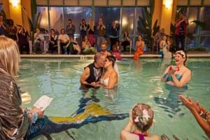 Mermaid matrimony, MerfestCary, North Carolina 2015