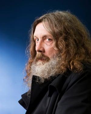 His dark material: Watchmen creator Alan Moore