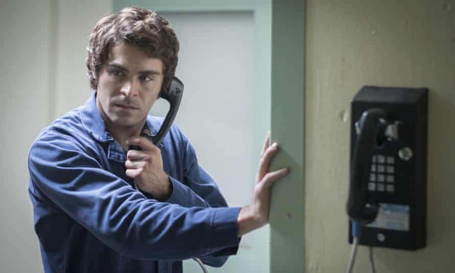 Zac Efron in Extremely Wicked, Shockingly Evil and Vile.