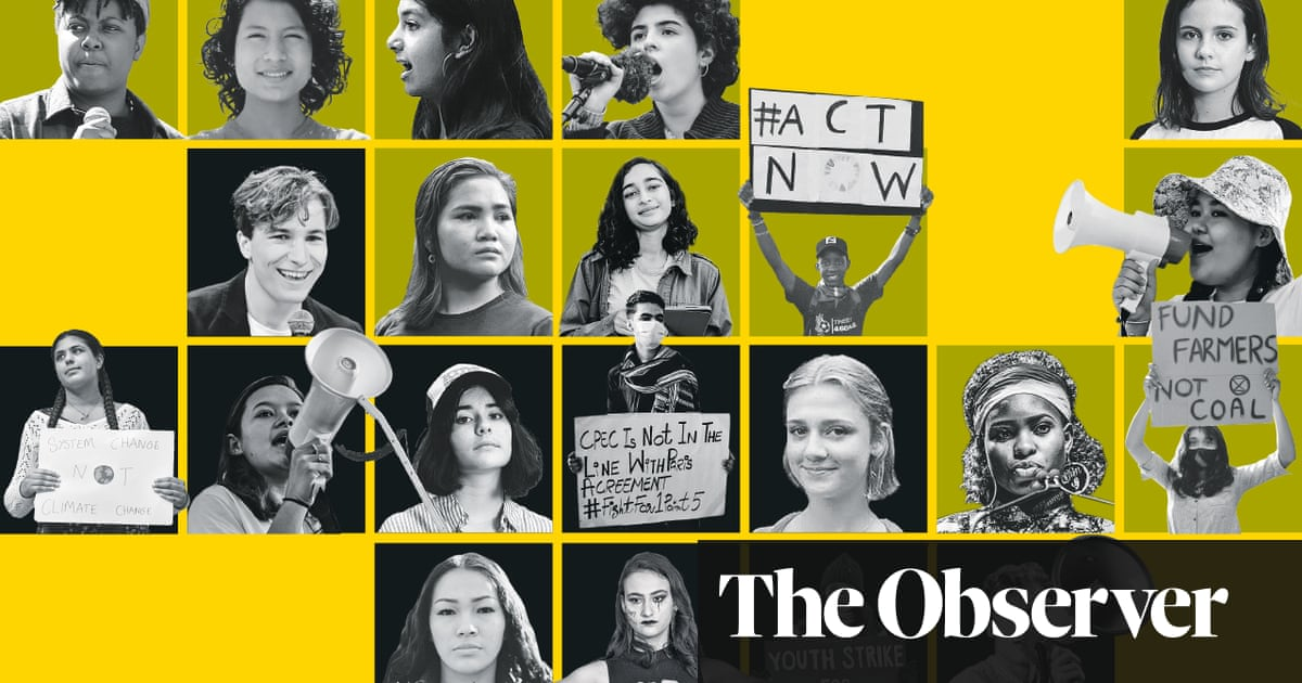 Gen Z on how to save the world: young climate activists speak out