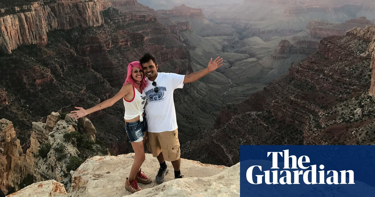 Is our life just worth a photo?': the tragic death of a couple in