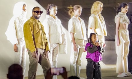 Keeping Up With Kanye Rapper And Designer To Launch Beauty Line Fashion The Guardian