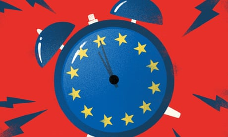The EU looks like the Soviet Union in 1991 – on the verge of collapse