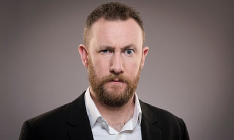'Everyone is raving about The Last Dance': Alex Horne's lockdown TV