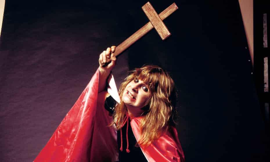 Ozzy Osbourne … So sorry.