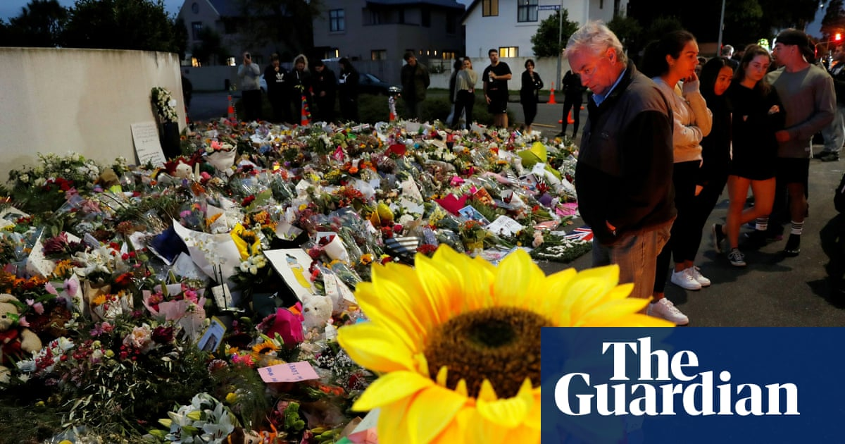 UK man jailed for sharing extremist videos, including Christchurch attack