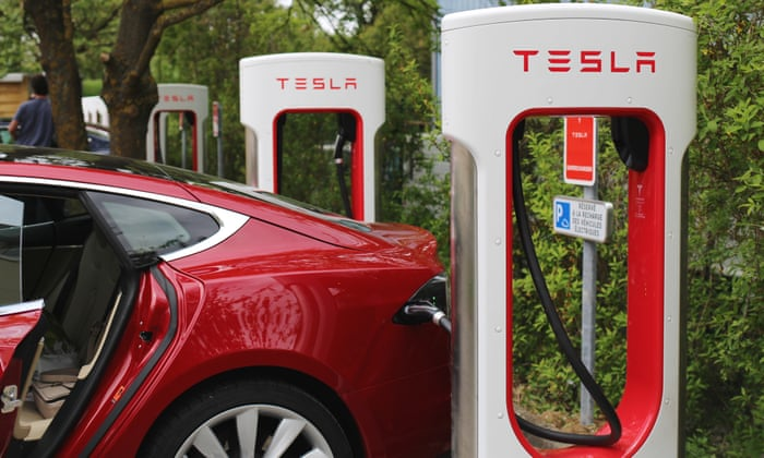 Why electric cars are only as clean as their power supply ...