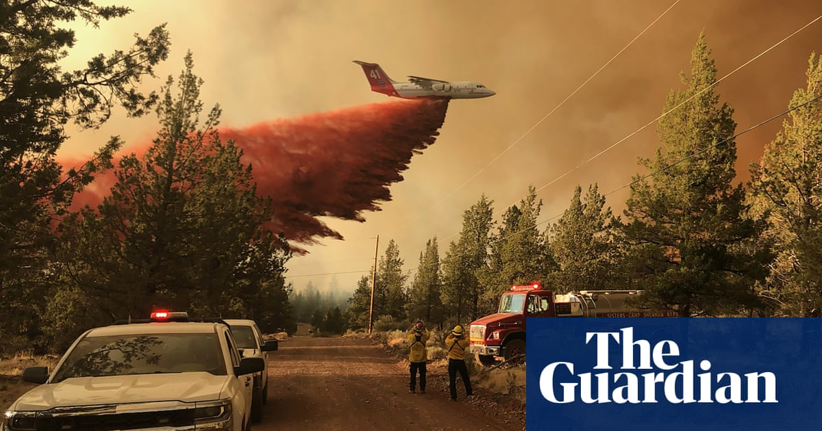 The heatwave forcing America to confront climate reality