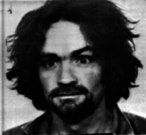 Charles Manson in 1969.
