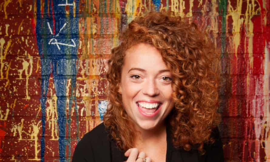 Michelle Wolf: 'at least the UK is falling apart as well, so they get it'