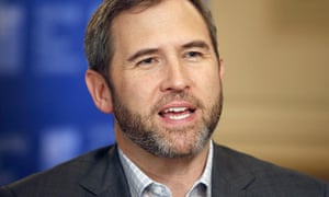 Ripple CEO Brad Garlinghouse said: 'Proud to be ending 2017 with incredible momentum on a number of fronts!'