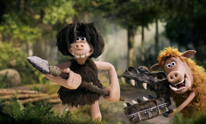 Early Man review – Aardman claymation comedy brings Brexit