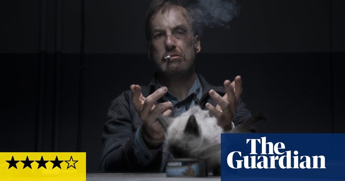 Nobody review – Bob Odenkirk betters John Wick in fun action caper
