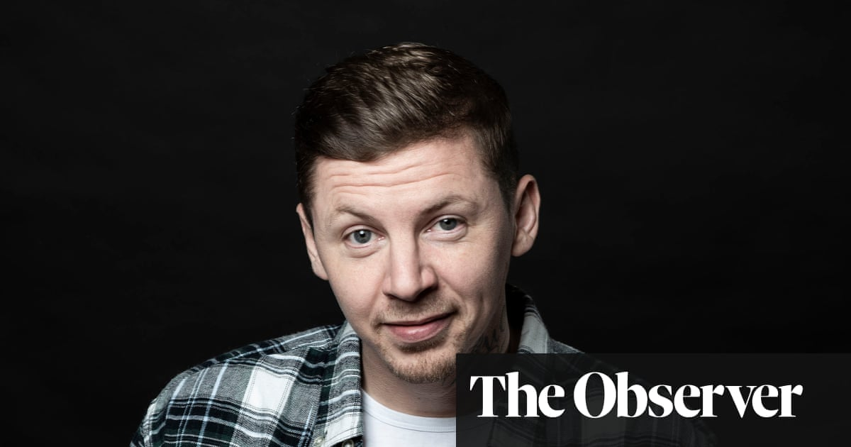 Professor Green: 'My dinner posts get more hits than my music ones'