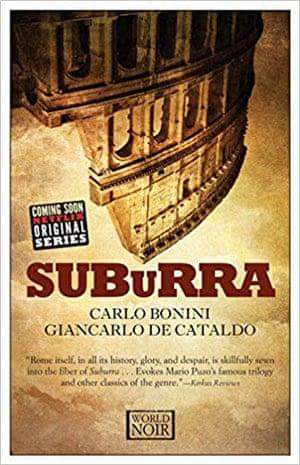 Suburra by Carlo Bonini and Giancarlo De Cataldo