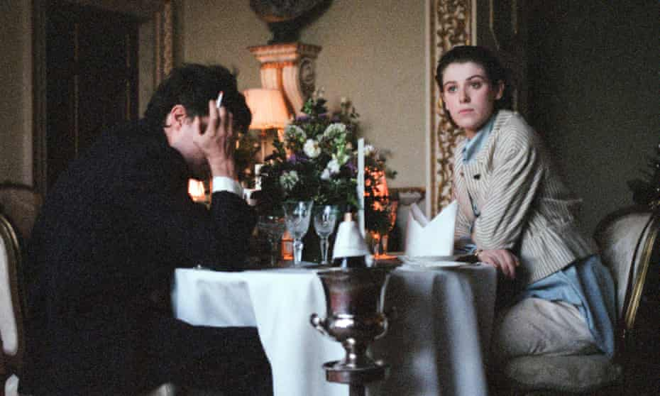 Tom Burke and Honor Swinton-Byrne in Joanna Hogg's 'exquisitely judged' The Souvenir.