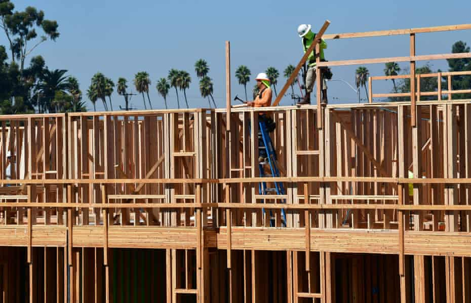 The high cost of construction is one of the driving forces behind the high cost of housing.