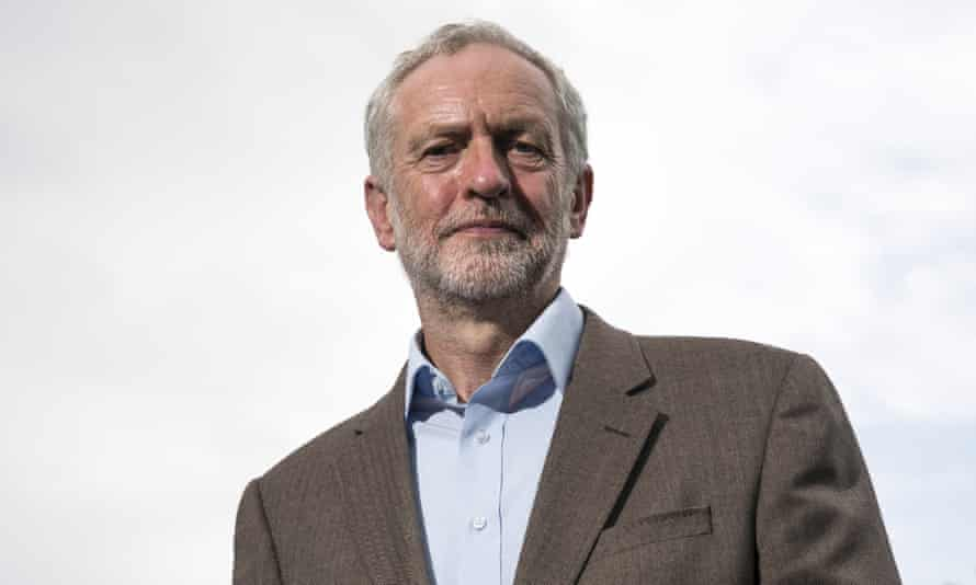 Jeremy Corbyn candidate in Labour Party leadership election