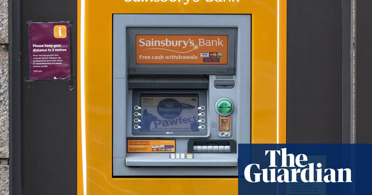 Sainsbury's ends talks on sale of banking operation