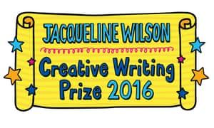 Jacqueline Wilson competition logo