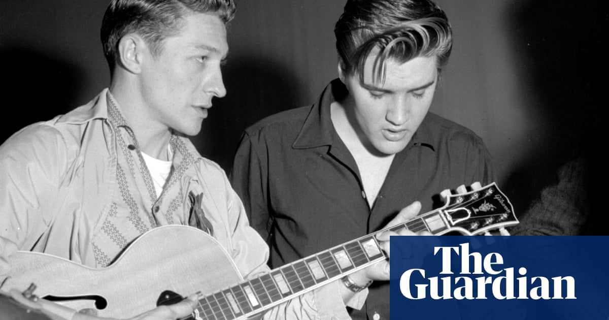 Scotty Moore Did More Than Play Guitar He Invented The Role Of The