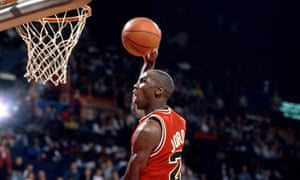 Michael Jordan scored 69 points for Chicago Bulls against the Cleveland Cavaliers on 28 March 1990.