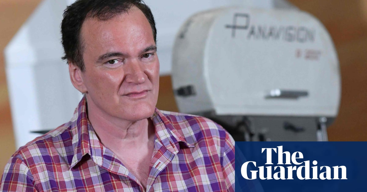 Quentin Tarantino: I am in combat with blockbuster franchises