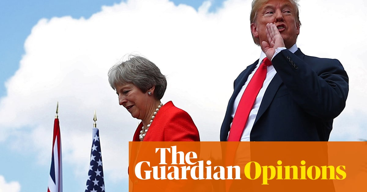 Like Many Before Him Trump Mistakes >> The Guardian View On Donald Trump S Uk Visit A Mistake Editorial