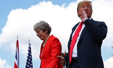 We now know the great prize of Brexit: becoming Trump's prey