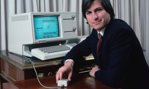 apple lisa and steve jobs