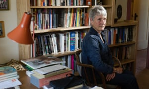 Donna Haraway at her home in Santa Cruz, California, on 4 May.