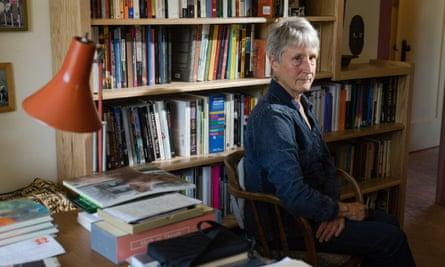 Donna Haraway at her home in Santa Cruz, California, on 4 May.