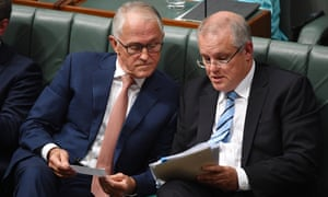 'Where Keating seduced the population into understanding economics, painting pictures and telling stories, Morrison simply bludgeons them with the theory'