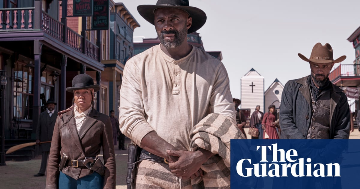 Idris Elba western The Harder They Fall to open London film festival