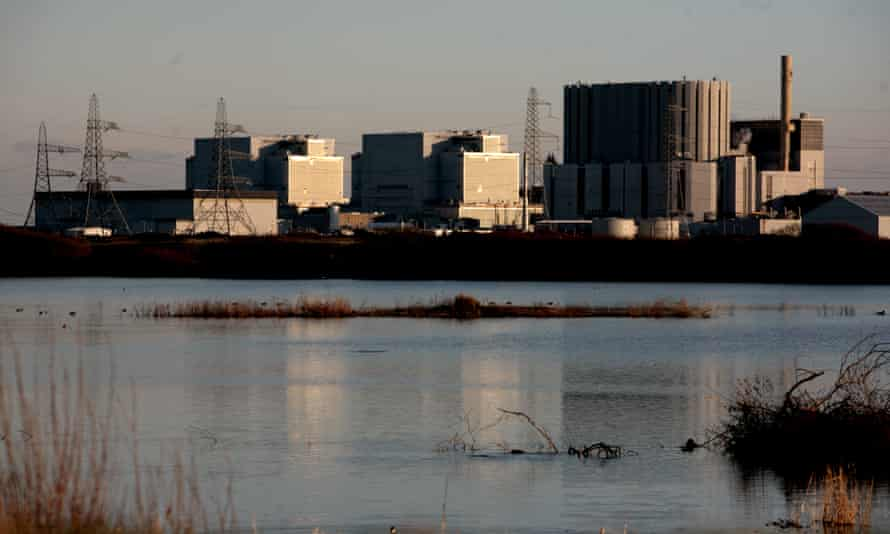 Dungeness nuclear power station in Kent is one of the 12 Magnox sites.