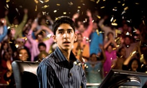 Knowledge is power:  Dev Patel as Jamal Malik in Slumdog Millionaire.