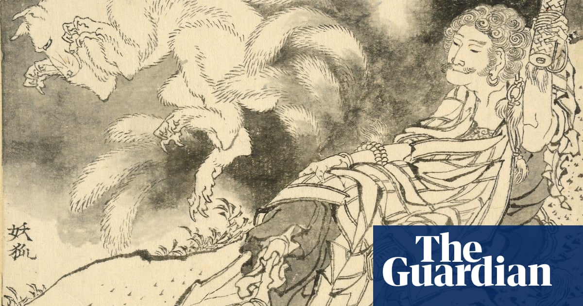 'Boundless invention': British Museum to show more than 100 unseen Hokusai works