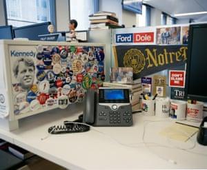 Inside the Washington Post newsroom, US