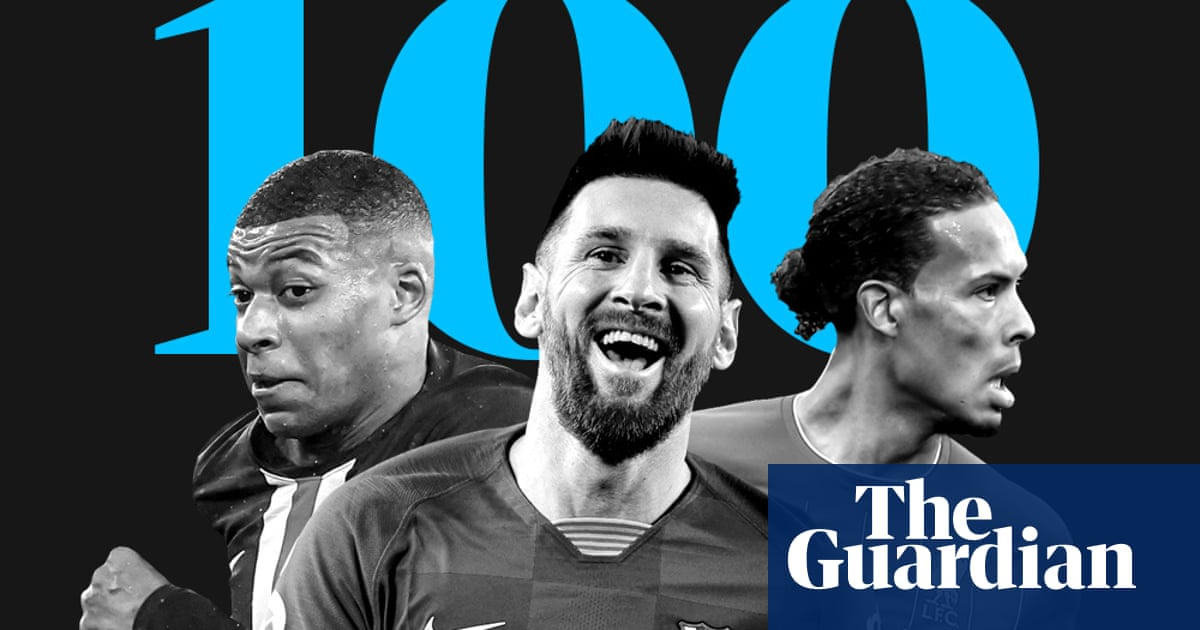 The 100 Best Male Footballers In The World 2019 Football The Guardian