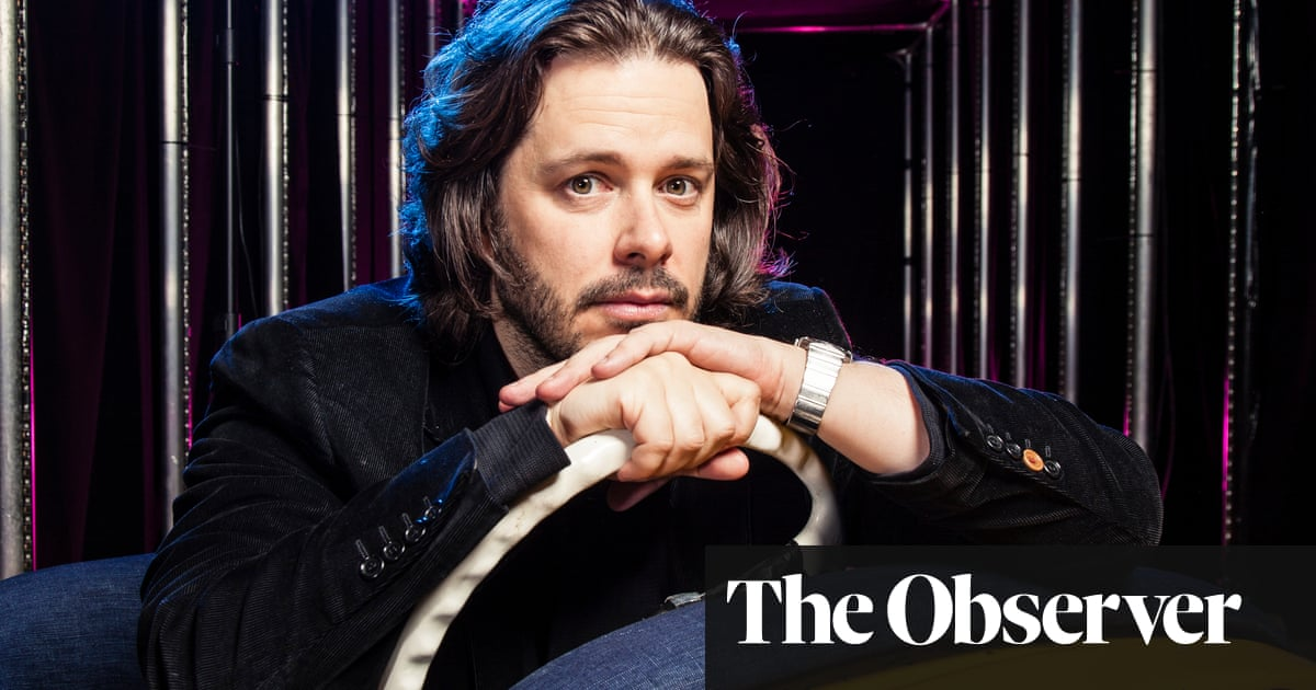 9e532e7c26479 Edgar Wright: 'With Baby Driver, my oldest idea became my biggest ...