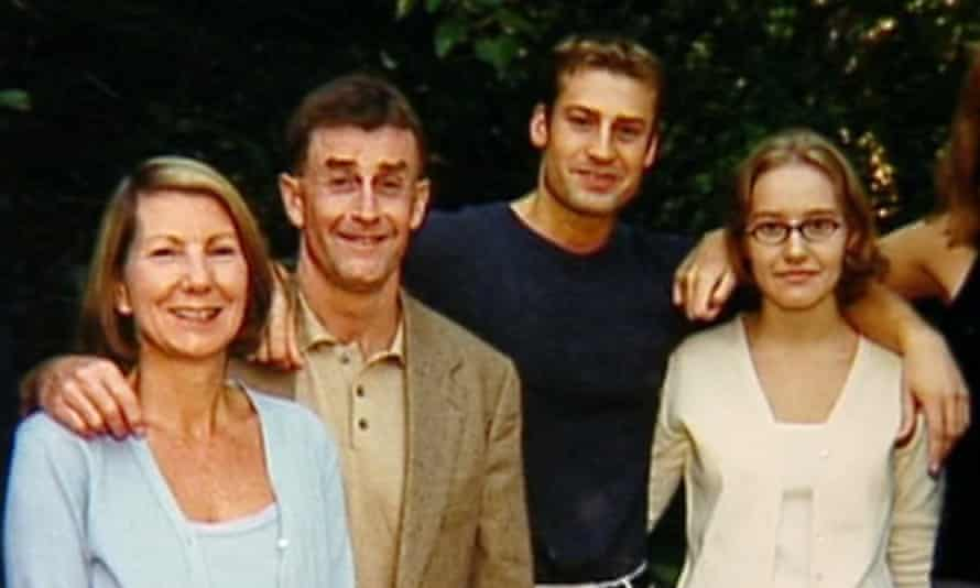 'The DA really wanted to get him' … Kathleen and Michael Peterson, on left, in a family photo; Netflix launches the series this week.