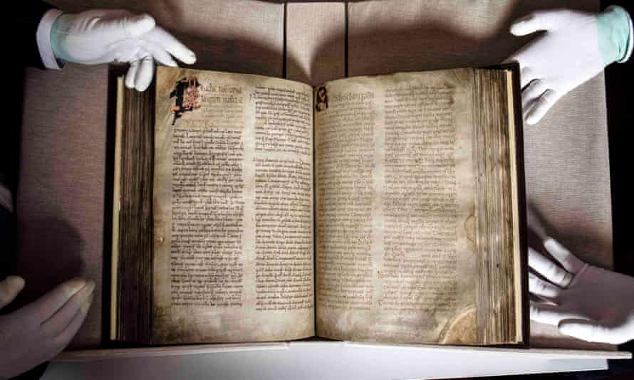Tthe Book of Lismore.