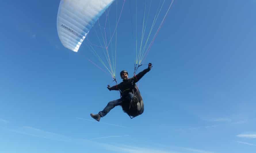 Pembrokeshire Paragliding