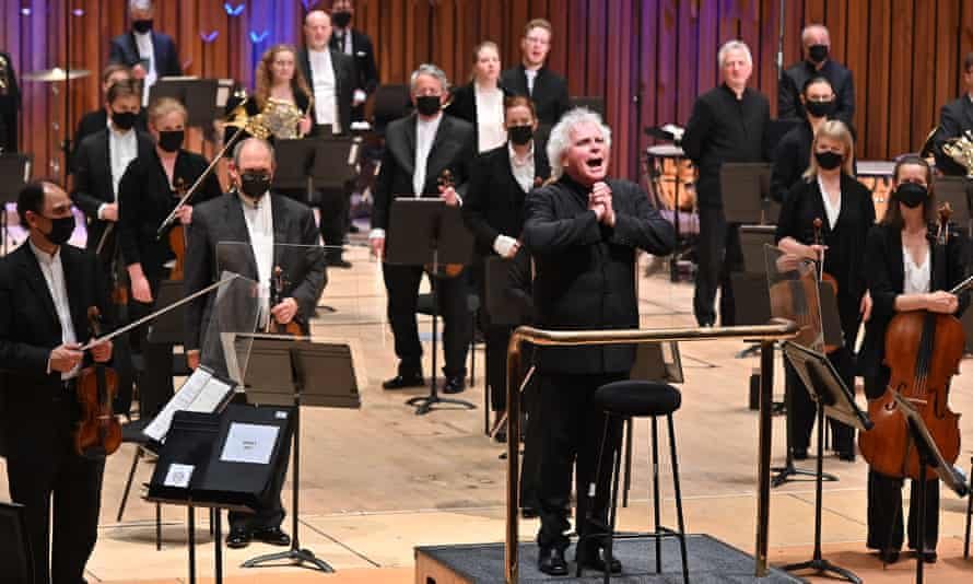 The LSO and Sir Simon Rattle