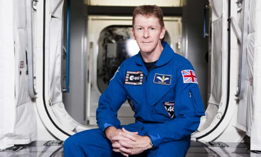 """""""I'm really looking forward to this mission. In the six years I've been with the space agency you invest so much training time and emotional energy. It's a personal commitment, and it's a family commitment,"""""""