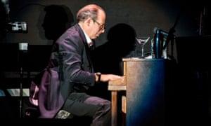 Hans Zimmer performing at Wembley Arena.