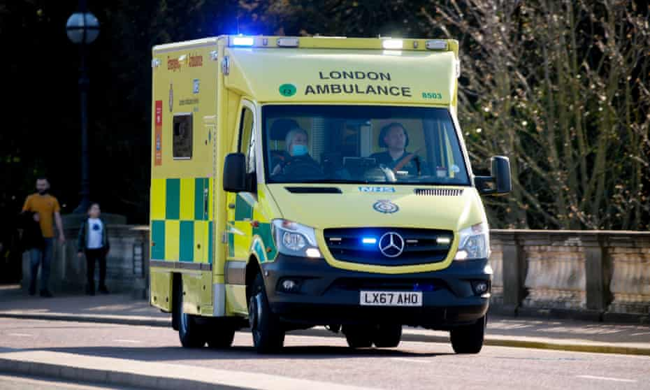 Answering times for the NHS 111 helpline have a direct impact on ambulance services, as callers who can't get through sometimes turn to the emergency 999 number for assistance