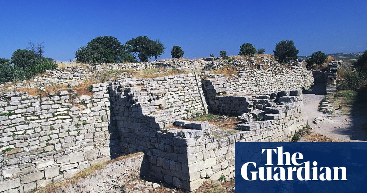Lost Cities 2 The Search For The Real Troy Not Just One City But At Least 10 Cities The Guardian